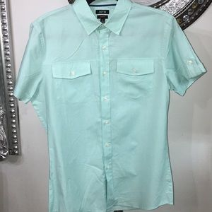 APT.9 | Minty color casual shirt
